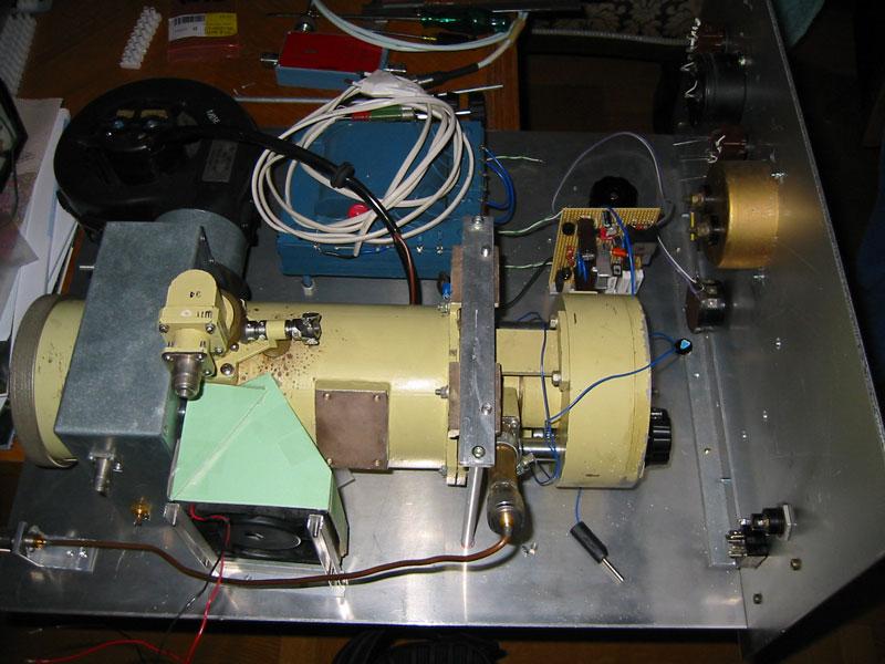 SM6FHZ 432 MHz EME